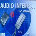 Audio interfon STRONG 1