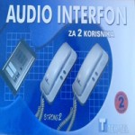 Audio interfon STRONG 2